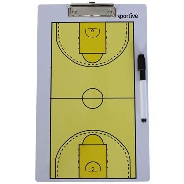 Sportive Taktik Tahtası Sarı